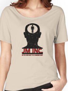 JM Inc. from Being John Malkovich Women's Relaxed Fit T-Shirt