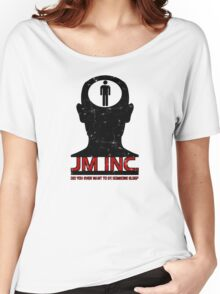 JM Inc. from Being John Malkovich Women's Relaxed Fit T-Shirt
