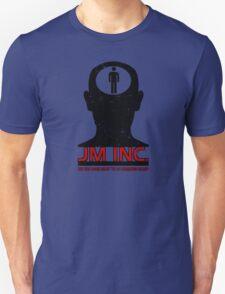 JM Inc. from Being John Malkovich T-Shirt