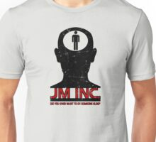 JM Inc. from Being John Malkovich Unisex T-Shirt