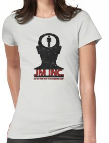 JM Inc. from Being John Malkovich Womens Fitted T-Shirt