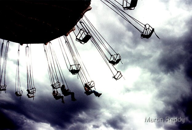 Swingers by Martin Reddy