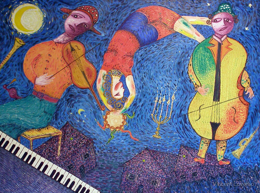 Musicians by Vincent Loverso
