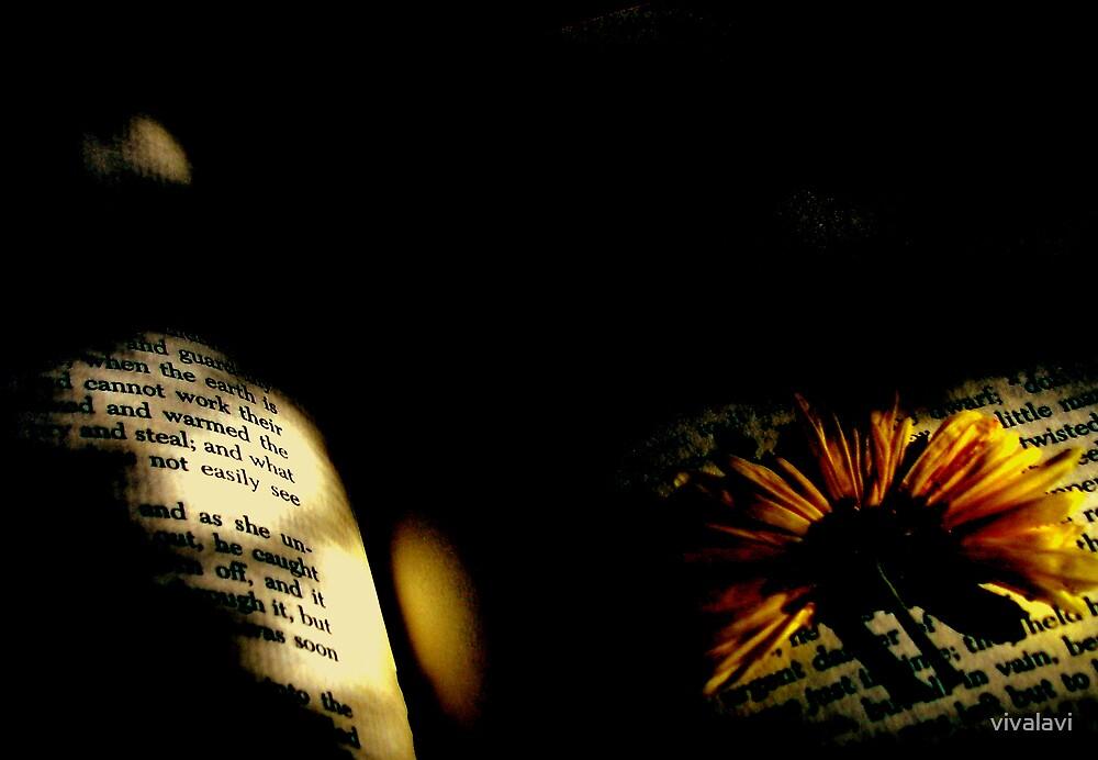 Dark Words by vivalavi