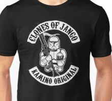 Clones of Jango Unisex T-Shirt