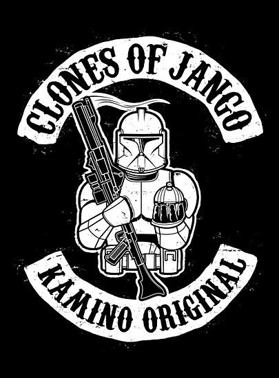Clones of Jango by Adho1982