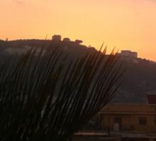 Sunset Over Sorrento Sticker