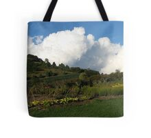The Winery Gardens Tote Bag