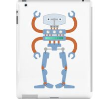 4 Armed Robot iPad Case/Skin