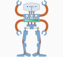 4 Armed Robot Unisex T-Shirt