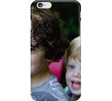 Sam and Max on Mother's Day iPhone Case/Skin