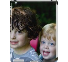 Sam and Max on Mother's Day iPad Case/Skin