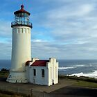 North Head Lighthouse II by digitaldavers