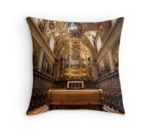 Organic Passion Throw Pillow