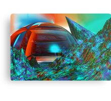 Colour your weekend Metal Print