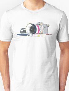 camera and brush T-Shirt