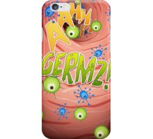 AAHHH!!! Germz! Case iPhone Case/Skin