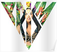 Katy Perry Roar Prism Poster