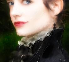 Penny Dreadful: Vanessa Ives Sticker