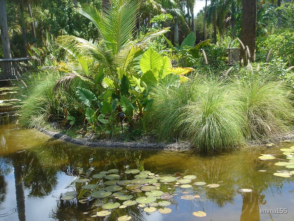 Pond Landscape 2 by emma155