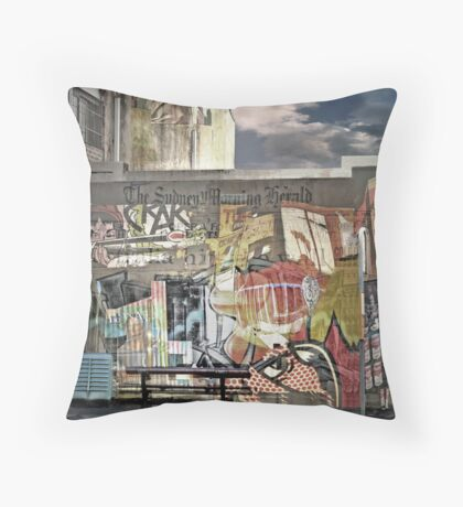 But is is Art? Throw Pillow