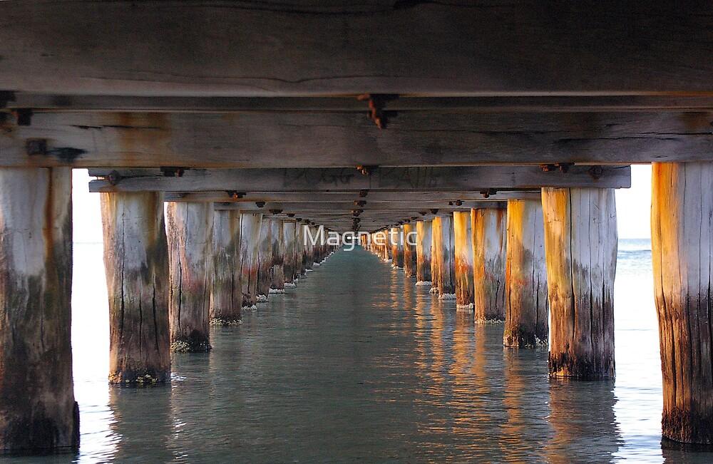 Under the boardwalk by Robyn Maynard