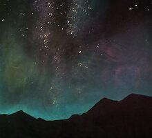 A Sky Full of Ghosts by fizzy-lizard