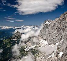 Dachstein by Xandru