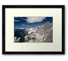 Dachstein Framed Print