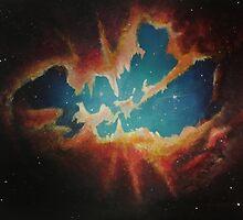The Star Nursery by fizzy-lizard
