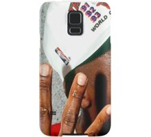 MJ Rings / Smile Design 2014 Samsung Galaxy Case/Skin