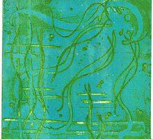 Jellyfish 4 by Marita