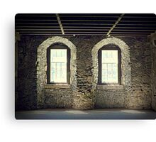 Windows , before computers ! Canvas Print