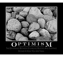 Optimism Photographic Print