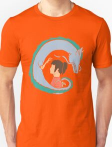 Haku and Sen T-Shirt