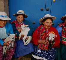 Peru Women by Rebecca Smith