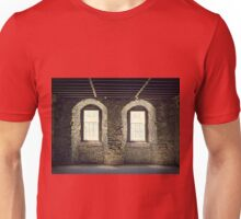 Windows , before computers ! Unisex T-Shirt