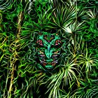 The Green Man by Lilaviolet