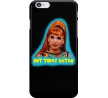 Bianca Del Rio: Not Today Satan iPhone Case/Skin