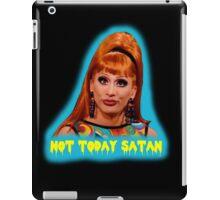 Bianca Del Rio: Not Today Satan iPad Case/Skin