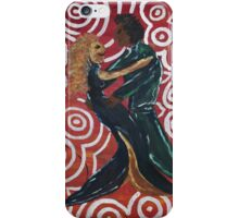 Dance, Love & Play - By Aga Loba & Toph iPhone Case/Skin