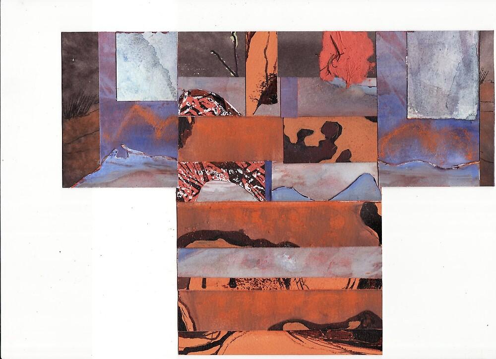 Claypan kimono by Suzie Shaw