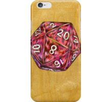 20-Sided Super Computer! iPhone Case/Skin