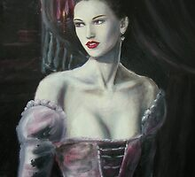 Dark Lady by dashinvaine