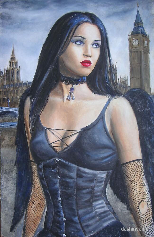 London Gothic by dashinvaine