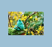 Gator McBumpypants and Herman smell the flowers Unisex T-Shirt