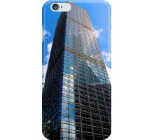 Mirror Tower II - Hong Kong. iPhone Case/Skin