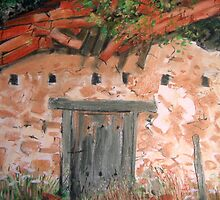 Derelict Barn Charent France £100 by alanpeach