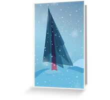 Ô Christmas Tree Greeting Card
