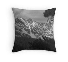 Peak C Throw Pillow